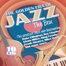 The Golden Era Of Jazz: The Box, 10 CDs