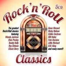 Rock'n Roll Classics, 5 CDs
