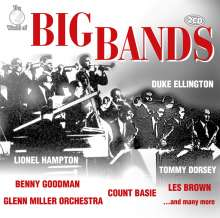 The World Of Swinging Big Bands, 2 CDs