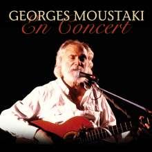 Georges Moustaki: En Concert, LP