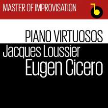 Jacques Loussier & Eugen Cicero: Master Of Improvisation, CD