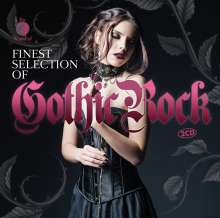 Finest Selection Of: Gothic Rock, 2 CDs