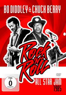 Rock'n Roll All Star Jam 1985, DVD