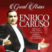 Enrico Caruso - Great Arias, LP