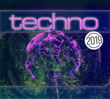 Techno 2019, 3 CDs