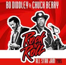 Rock'n Roll All Star Jam 1985, CD