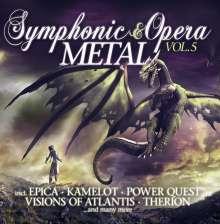 Symphonic & Opera Metal Vol.5, 2 CDs
