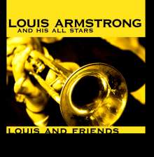 Louis Armstrong (1901-1971): Louis And Friends, CD