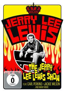 The Jerry Lee Lewis Show, DVD