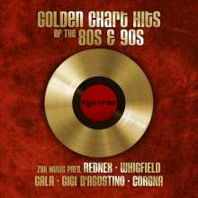 Golden Chart Hits Of The 80s & 90s, LP