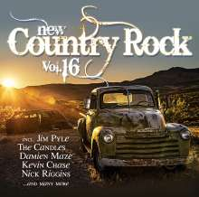New Country Rock Vol.16, CD