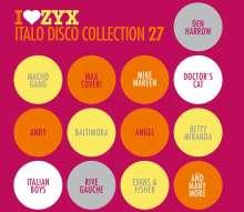 Italo Disco Collection 27, 3 CDs