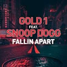 Gold 1 Feat. Snoop Dogg: Fallin Apart, Maxi-CD