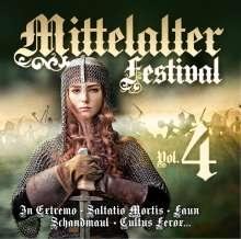 Mittelalter Festival Vol. 4, CD