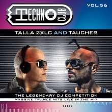 Techno Club Vol.56, 2 CDs