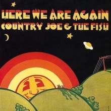 Country Joe & The Fish: Here We Go Again, CD