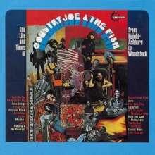 Country Joe & The Fish: Life & Times Of..., CD