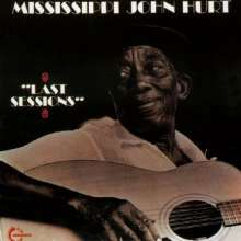 Mississippi John Hurt: Last Sessions, CD