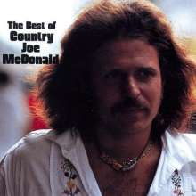 Country Joe McDonald: Best Of Country Joe McDonald, CD