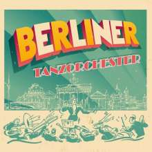 Berliner Tanzorchester, 2 Audio-CD, 2 CDs