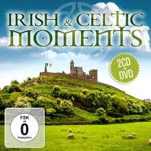 Irish & Celtic Moments, 2 CDs und 1 DVD