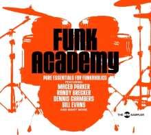 Funk Academy, CD