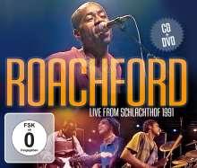 Roachford: Live From Schlachthof 1991, 1 CD und 1 DVD