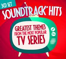 Filmmusik: Soundtrack Hits-Greatest Themes From The Most Po, 3 CDs
