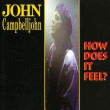John Campbelljohn: How Does It Feel, CD