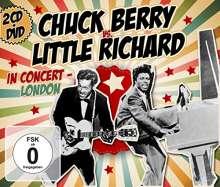 Chuck Berry & Little Richard: Chuck Berry vs. Little Richard In Concert: London, 2 CDs