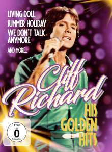 Cliff Richard: His Golden Hits, DVD