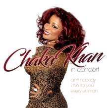 Chaka Khan: Chaka Khan in Concert, CD