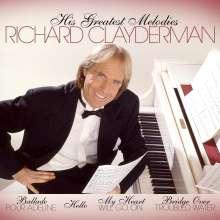 Richard Clayderman: His Greatest Melodies, LP