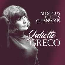 Juliette Gréco: Mes Plus Belles Chansons, 2 CDs