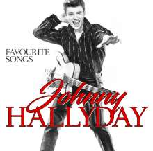 Johnny Hallyday: Favourite Songs, 2 CDs