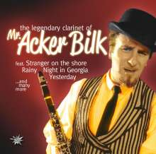 Acker Bilk (1929-2014): The Legendary Clarinet Of Acker Bilk, LP