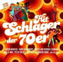 Hit Schlager der 70er, 2 CDs