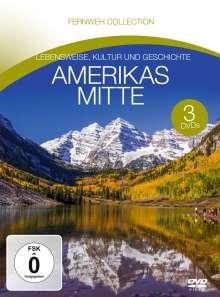 Amerikas Mitte (Fernweh Collection), 3 DVDs