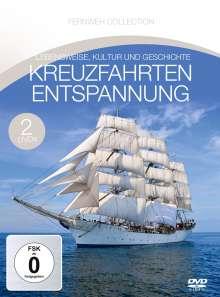 Kreuzfahrten-Entspannung (Fernweh Collection), 2 DVDs