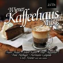 Wiener Kaffeehaus Musik, 2 CDs