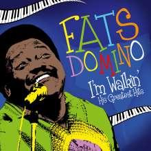 Fats Domino: I'm Walkin' - His Greatest Hits, LP