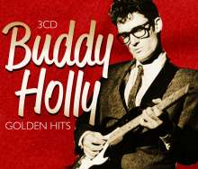 Buddy Holly: Golden Hits, 3 CDs