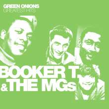 Booker T. & The MGs: Green Onions: Greatest Hits, CD