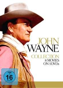 John Wayne Collection (8 Filme auf 5 DVDs), 5 DVDs
