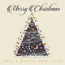 Merry Christmas And A Happy New Year (remastered) (180g), 1 LP und 1 CD