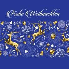 Frohe Weihnachten (remastered) (Golden Vinyl), LP
