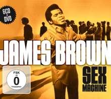 James Brown: Sex Machine, 7 CDs