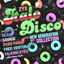 "Italo Disco: New Generation: 7"" Collection (Limited & Numbered Edition), 2 CDs"