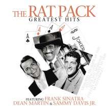 Frank Sinatra, Dean Martin & Sammy Davis Jr.: The Rat Pack - Greatest Hits, LP