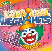 Die größten Karneval-Hits, 2 CDs